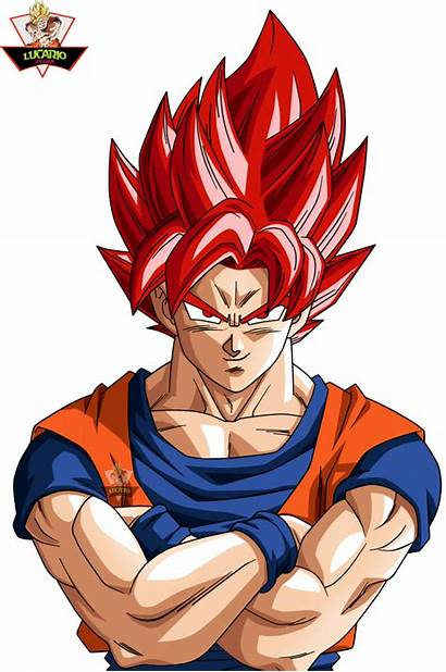 Goku Wallpapers God Ssj Transformation Lucario Wallpapersafari