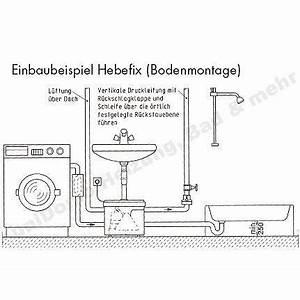 Hebeanlage Für Waschmaschine : jung hebeanlage hebefix mit u3ks pumpe ~ Lizthompson.info Haus und Dekorationen