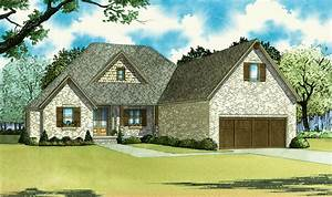 4 Bedrm  2500 Sq Ft Southern House Plan  193