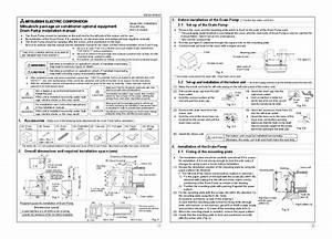 Mitsubishi Mr Slim Pka Installation Manual