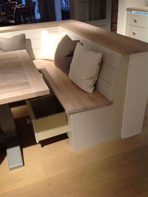 neptune bench seating  storage kitchen corner bench