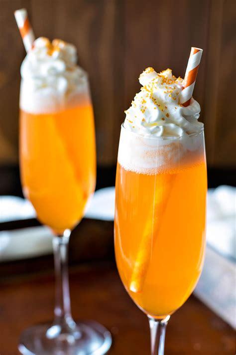 creamsicle drink orange creamsicle cocktail homemade hooplah