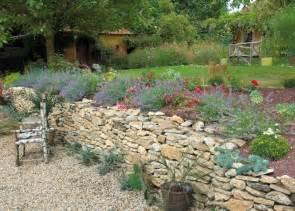 Bordure Pour Jardin En Pente by Jardin En Pente Retenir La Terre