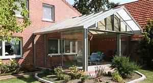 Aluminium Terrassenüberdachung Glas : terrassendach dachformen ~ Whattoseeinmadrid.com Haus und Dekorationen