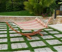 Backyard Hammock Design Outdoor Hammock For Garden Backyard Ideas 2012