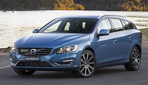Volvo S60 V60 Update Pricing And Specifications Photos