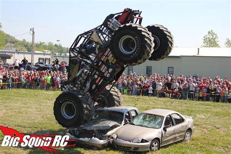 monster trucks racing videos event coverage bigfoot 4 4 open house r c monster