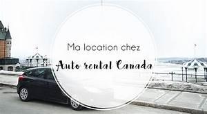 Avis Location Auto : location voiture canada avis ~ Medecine-chirurgie-esthetiques.com Avis de Voitures