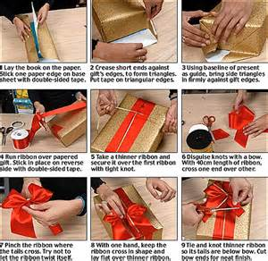 how to wrap christmas presents wrapping tips for perfect christmas presents this year daily mail online