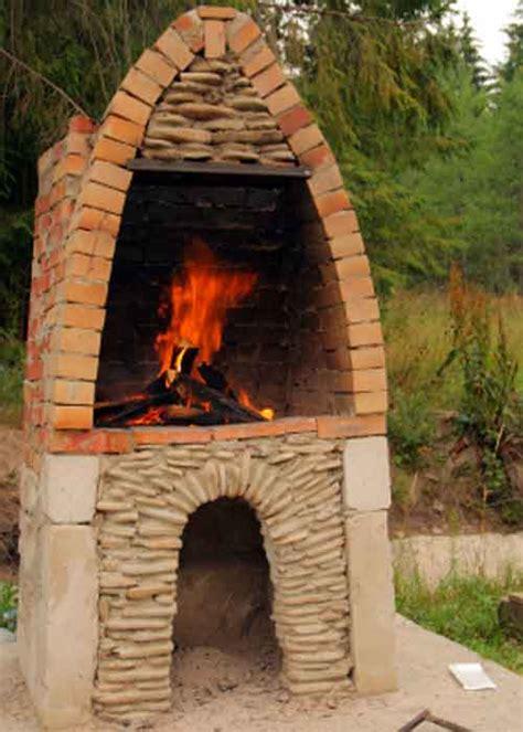 outdoor fireplaces  impressive outdoor fireplace design