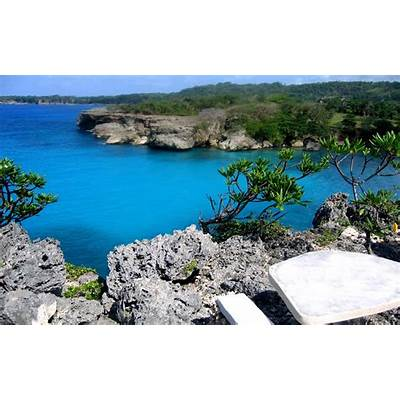 Crystal Clear Water Of Jamaica Port Antonio Location 7530