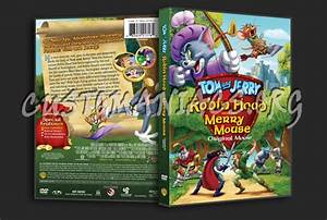 Tom and Jerry Robin Hood and His Merry Mouse dvd cover ...