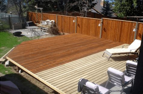 The Best Deck Stain For Pressure Treated Wood