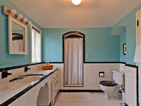 1930s Bathroom Tiles by Five Vintage Pastel Bathrooms In This Lovely 1942 Capsule