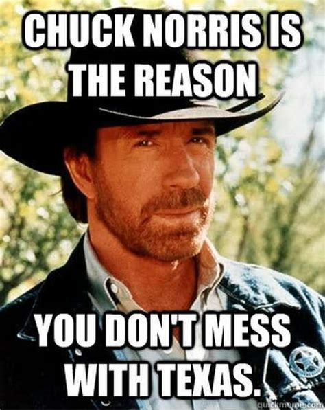 Funny Texas Memes - 67 best images about chuck norris memes on pinterest funny lie detector test and cycling