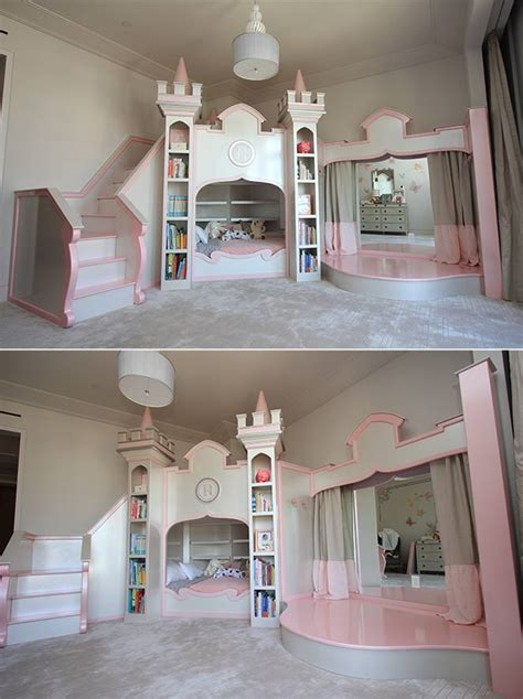 chambre de princesse fille chambre fille chateau princesse gascity for