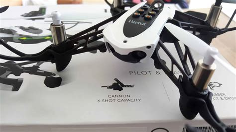 parrot mambo drone experience warehouseblueprint