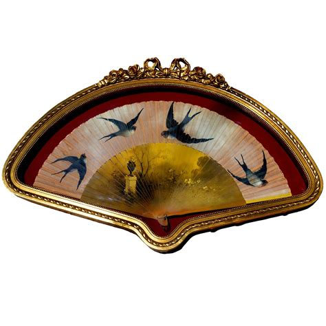 vintage fans for sale antique hand painted fan for sale at 1stdibs