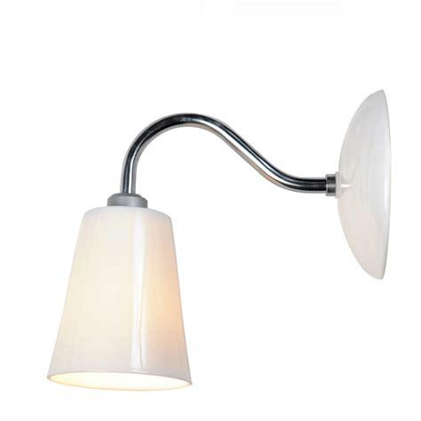 bone china wall lights