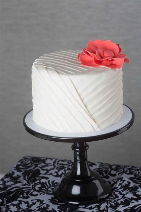 pleated cakes cakecentralcom