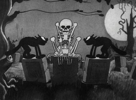 skeleton dance   internet animation