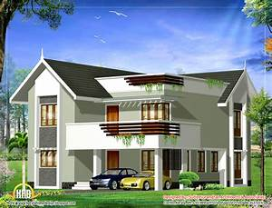 3D House View