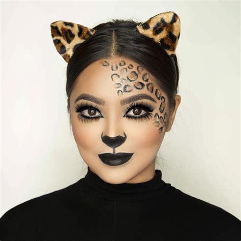 leopard make up the 25 best leopard makeup ideas on leopard
