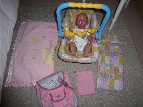 toys r us siege auto baby born doll car seat accessories kingswinford