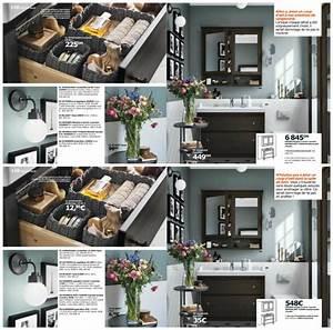 Catalogue Salle De Bains Ikea : meuble salle de bain kitea ~ Teatrodelosmanantiales.com Idées de Décoration