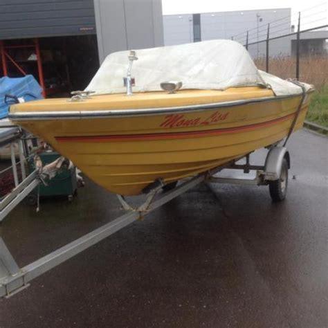 Speedboot Zonder Motor Te Koop by Speedboot Met Trailer Zonder Motor 500 Nu Meenemen