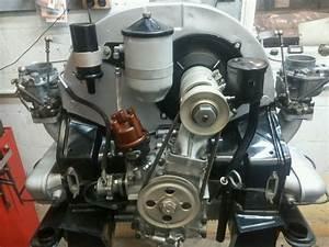 Porsche 356 Engine 1959 356a Complete 1600 S  U0026quot  Turn Key