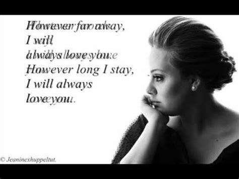 Use my free song words with your music and make songwriting a little easier. adele - lovesong with lyrics    HD   . - YouTube