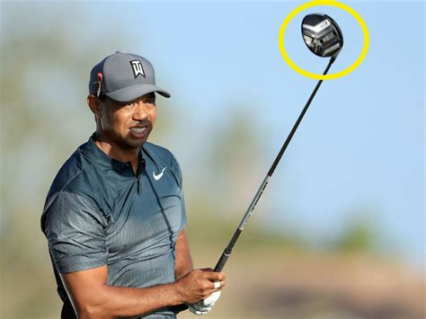 Tiger changes driver-weight settings, shoots even-par 70 ...