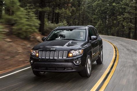 jeep compass 2016 black 2016 jeep compass new car review autotrader