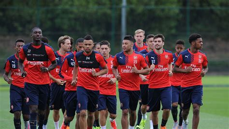 Arsene Wenger happy with Arsenal's 'difficult' pre-season ...