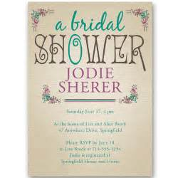 personalized bridal shower favors affordable vintage bridal shower invitations ewbs040 as