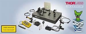 Michelson Interferometer Educational Kit