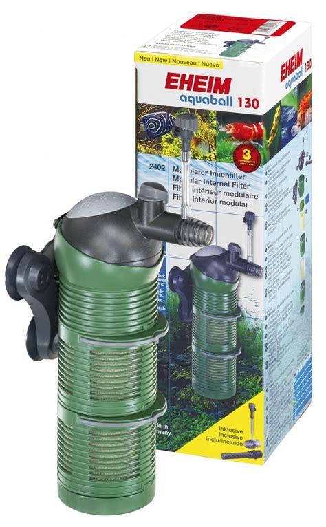 eheim aquaball 130 filtre int 233 rieur pour aquarium entre 60 et 130 litres filtres internes