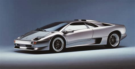 Lamborghini Diablo Evolution