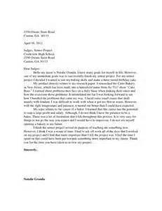 letter to the judge format