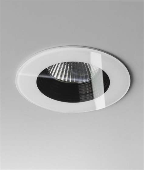 Contemporary Bathroom Downlight by Stunning Glass Led Bathroom Downlights In Square Or