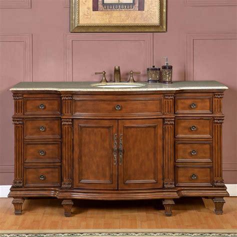 transitional single bathroom vanity   kashmir