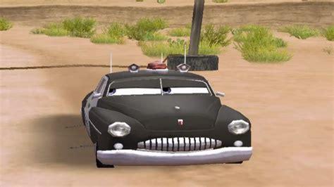 disney pixar cars  game sheriff gameplay hd youtube