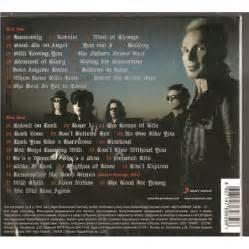 greatest hits  scorpions cd    rockinronnie ref