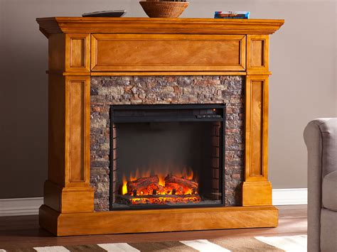 Rosedale Sienna Electric Fireplace Media Console