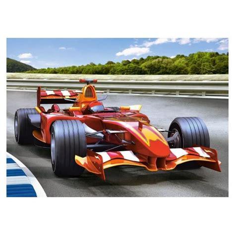 Puzzle 3d voiture f1 ferrari. Puzzle 70 pièces : Voiture de course - Achat / Vente puzzle - Cdiscount