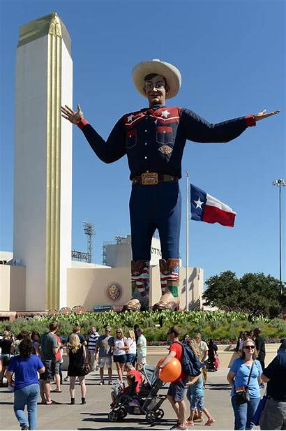 Tex Texas Fair State Bigtex