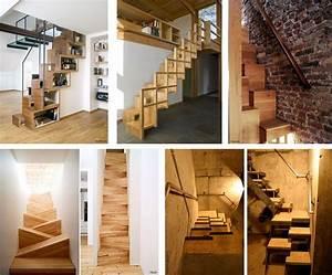 Escalier à Pas Japonais : les 25 meilleures id es de la cat gorie escalier gain de ~ Dailycaller-alerts.com Idées de Décoration