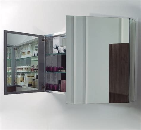 Wide Mirrored Bathroom Cabinet by 40 Quot Wide Mirrored Bathroom Medicine Cabinet