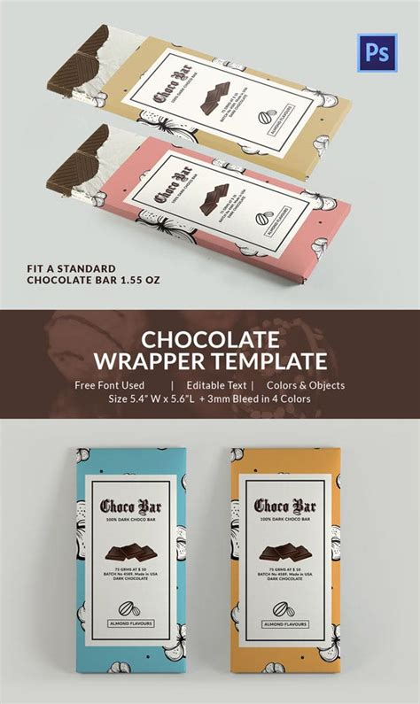excellent chocolate packaging designs  premium
